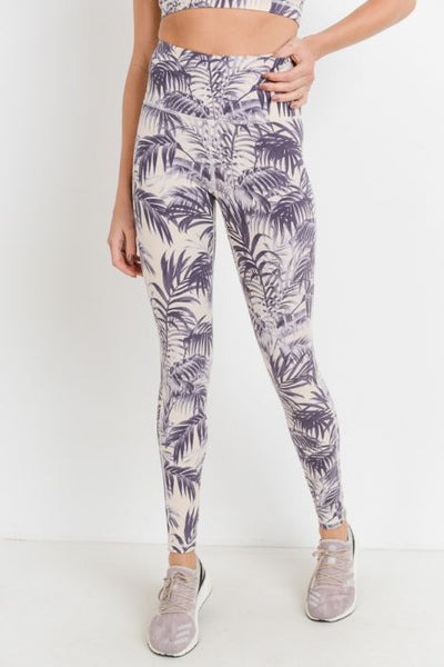 Ali Palm Legging