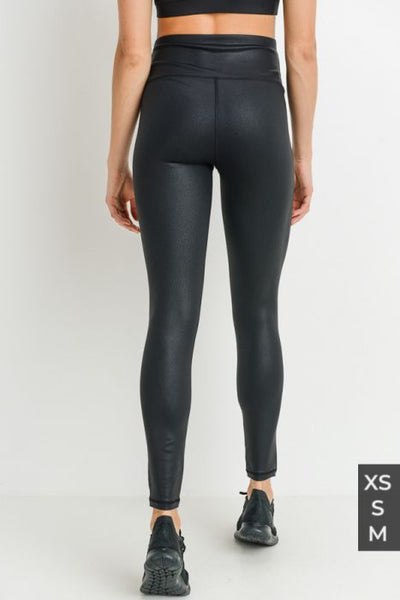 Kelly Foil Legging