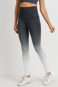 Beth Ombre Leggings