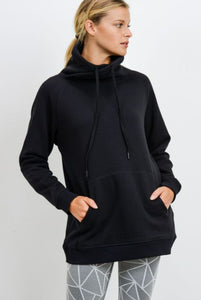 Mandy Criss-Cross Neck Pullover