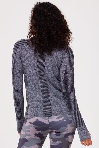 Mollie Seamless Long Sleeve