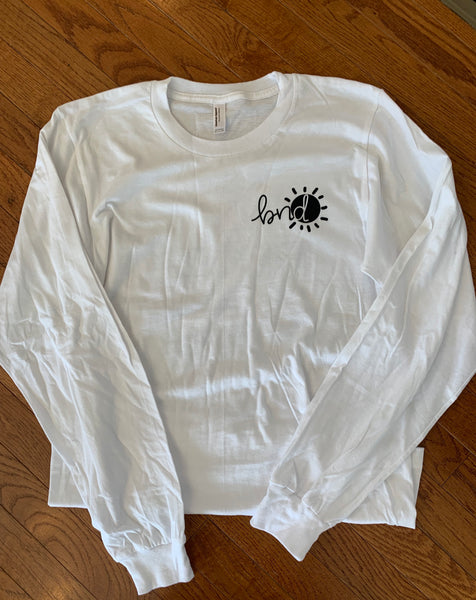 Middle Finger Long Sleeve