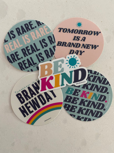 BND Stickers