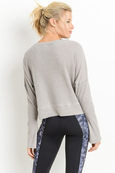 Lindsay Thermal Pullover