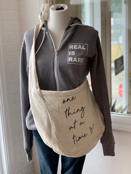 REAL (One Thing) Tote