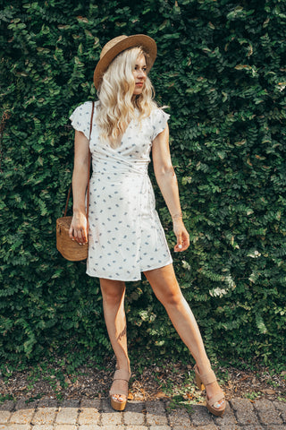 Pasadena Wrap Dress