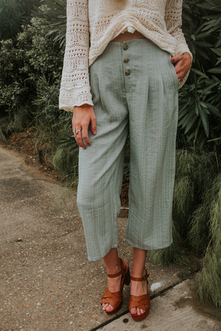 Cleary Crop Pant