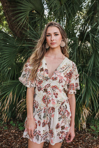 Murrieta Floral Dress