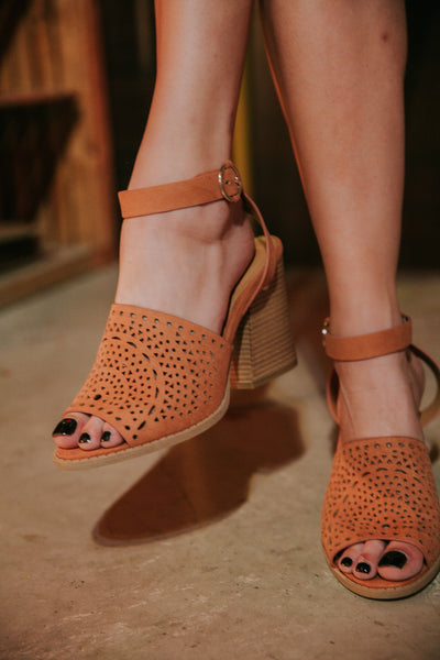 Dayoff Perforated Heel