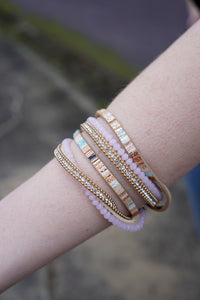 Wrap Bracelet (4 Colors)