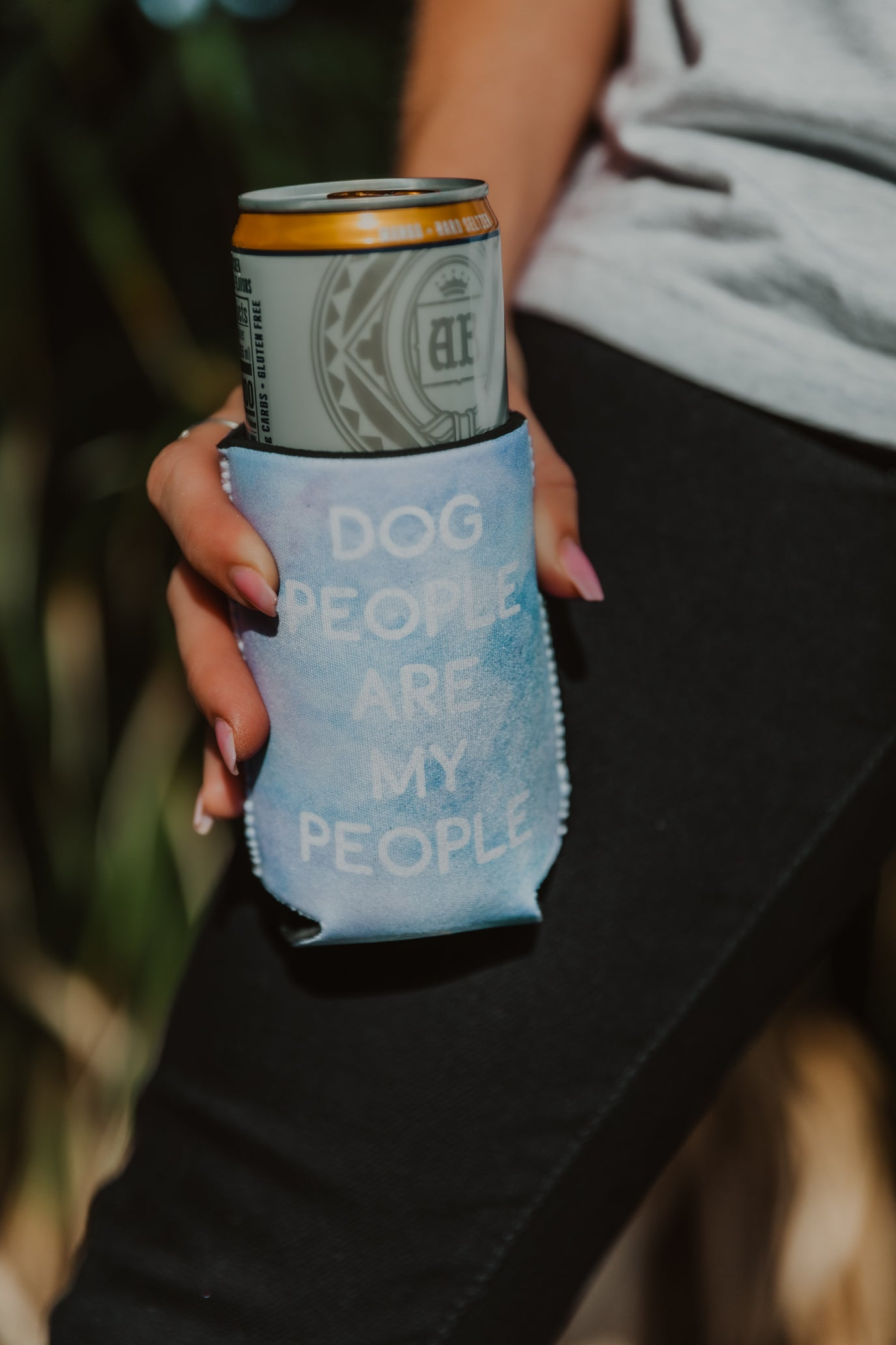 Dog People Are My People Koozie