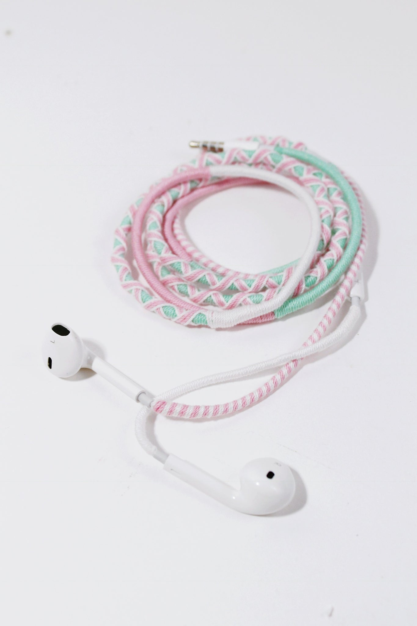 Wrapped Earbuds (Multiple Colors)