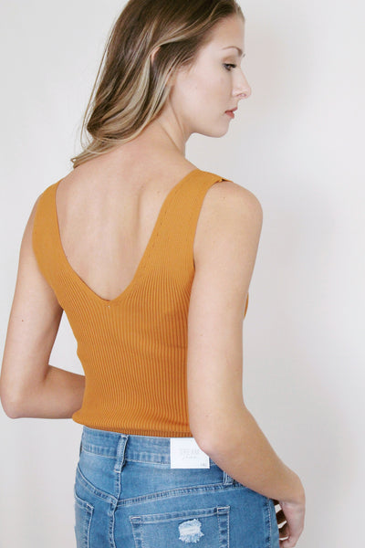 Basic Ribbed Bodysuit (Multiple Colors)