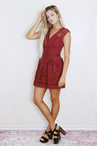 Marien Lace Dress