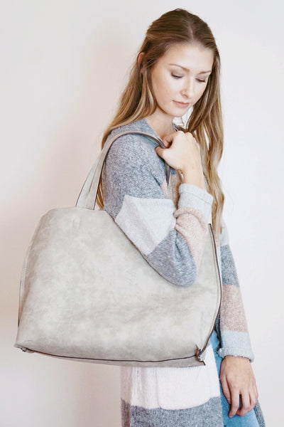 Lucille Slouchy Tote (Multiple Colors)