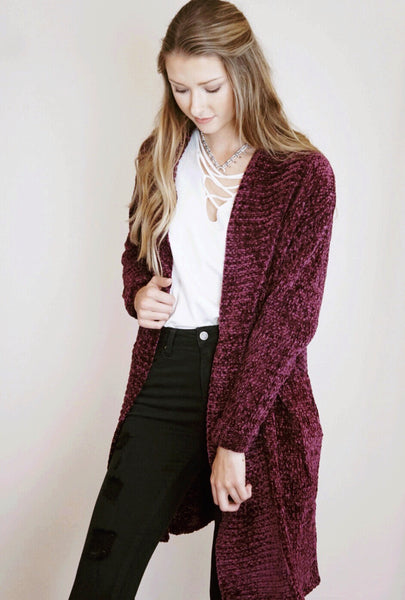 Essen Lace-up Sweater
