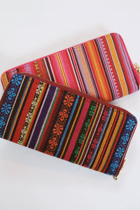 Serape Inspired Wallet