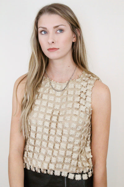 Chennai Lace Top (Multiple Colors)