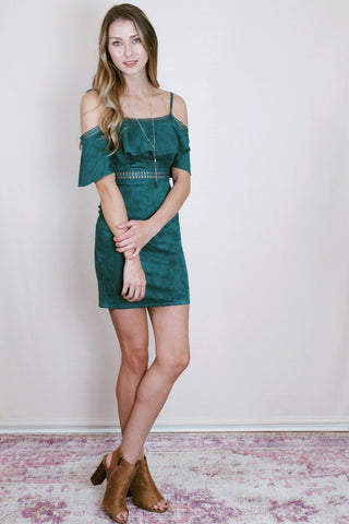 Tralee Suede Dress