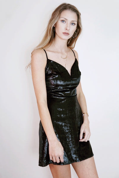 Oxford Shiny Dress