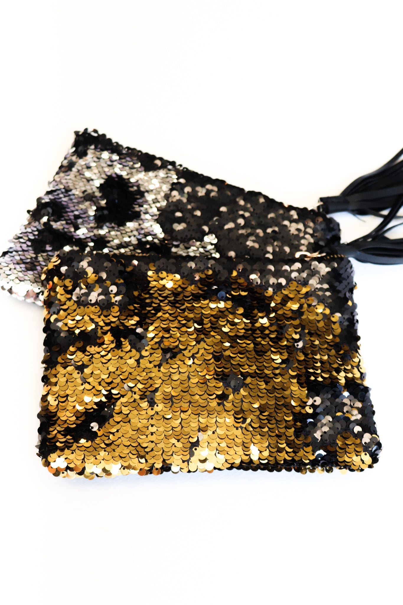 Reverse Sequin Bag (Multiple Colors)