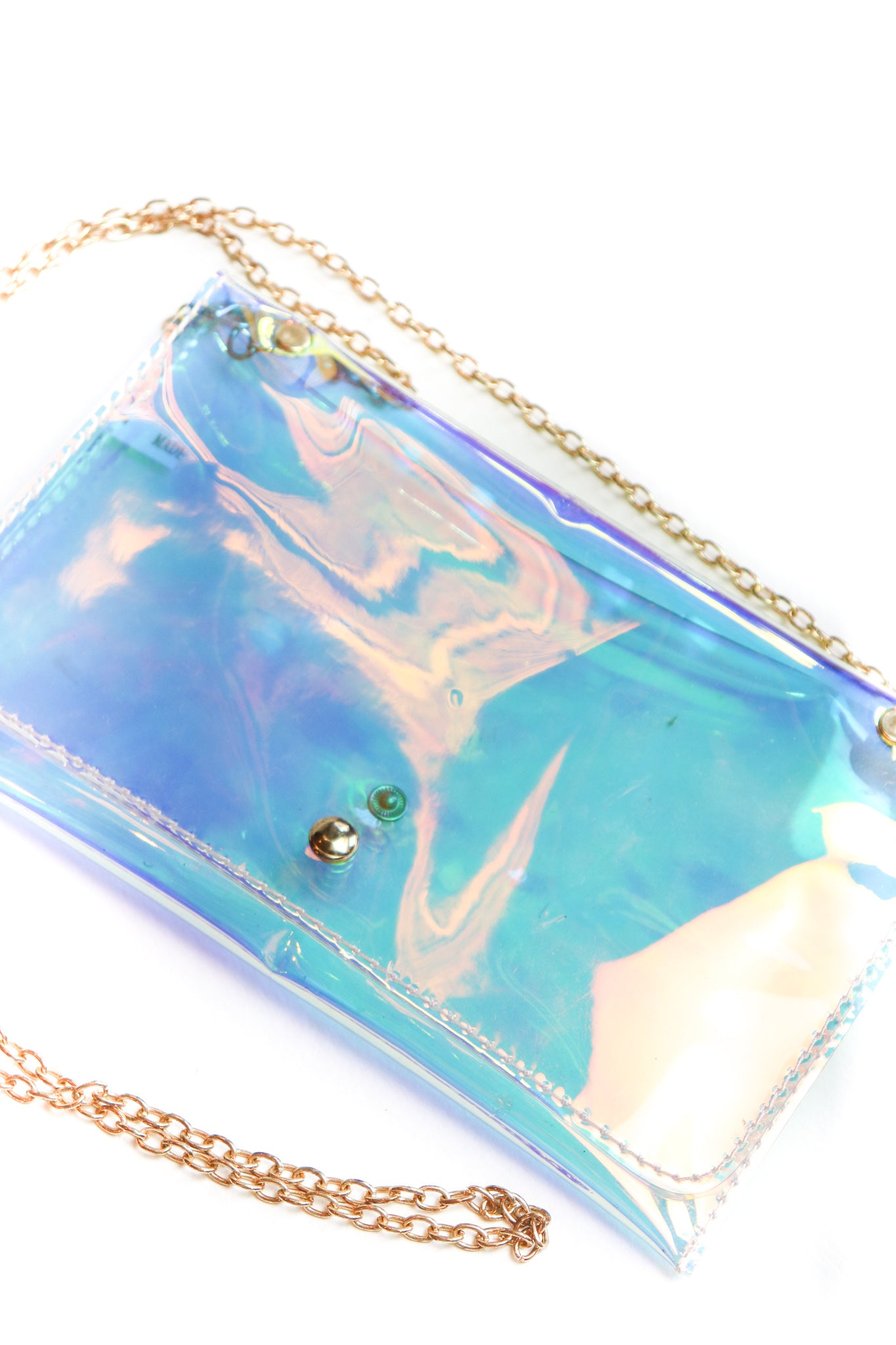 Holographic Stadium Bag