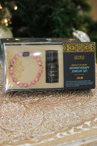 Aromatherapy Essential Oil Bracelet Set (Multiple Styles)