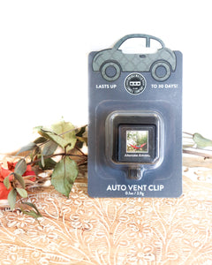 Auto Vent Clip (Multiple Scents)