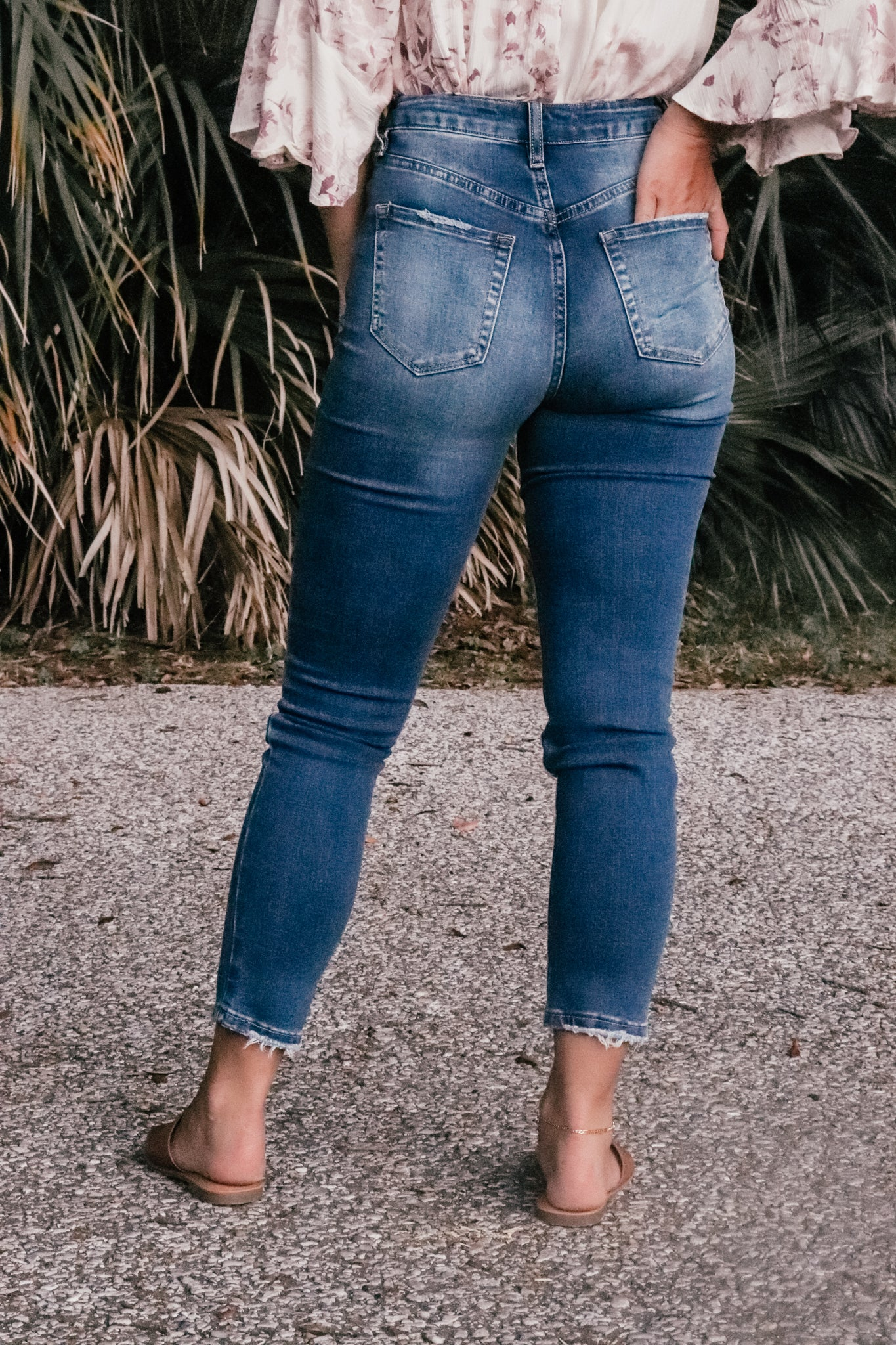 Vintage Dream Mom Denim