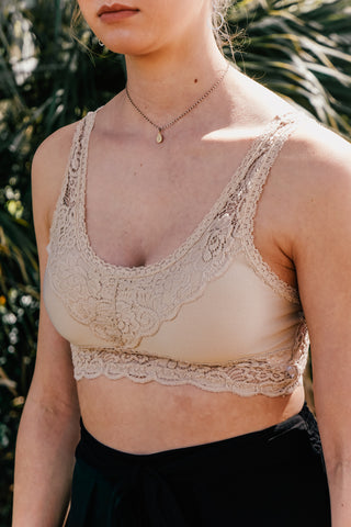 Classic Pad Bra (Multiple Colors)