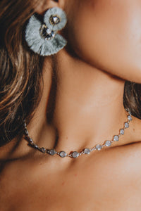 Frosted Color Choker