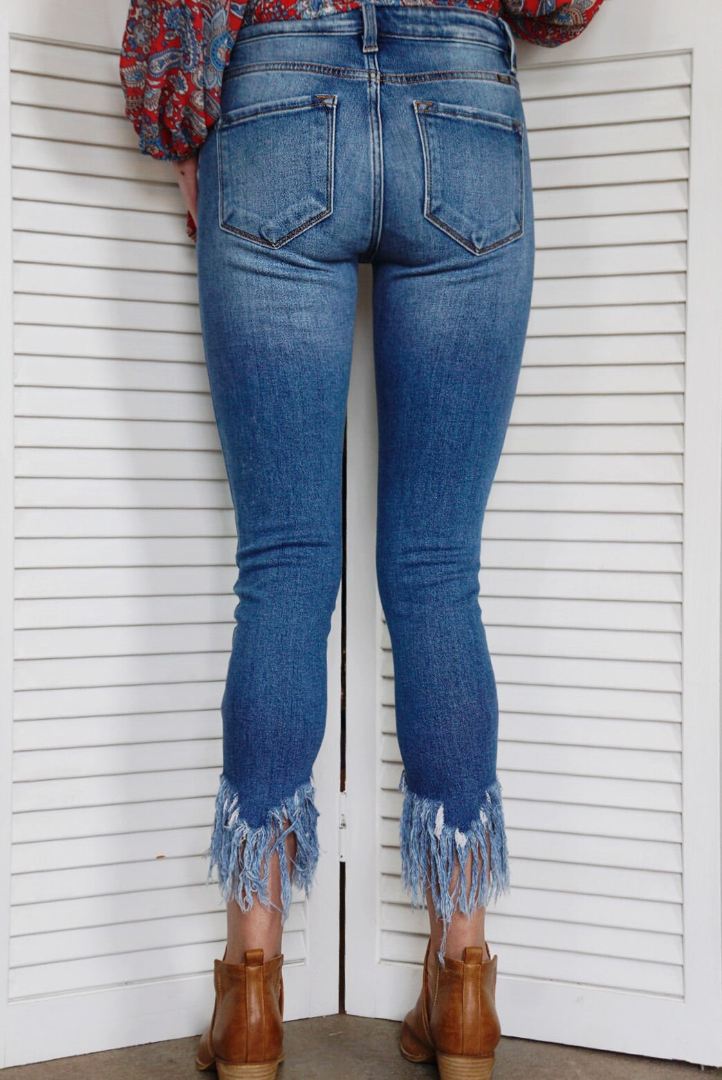 Super Frayed Denim