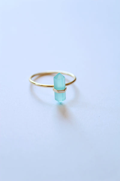 Rhombus Ring (Multiple Colors)