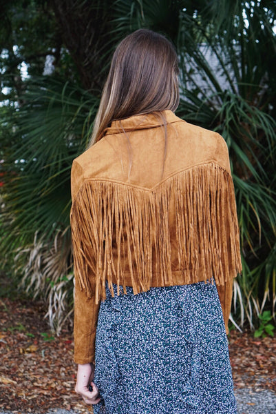 Lincoln Fringe Jacket