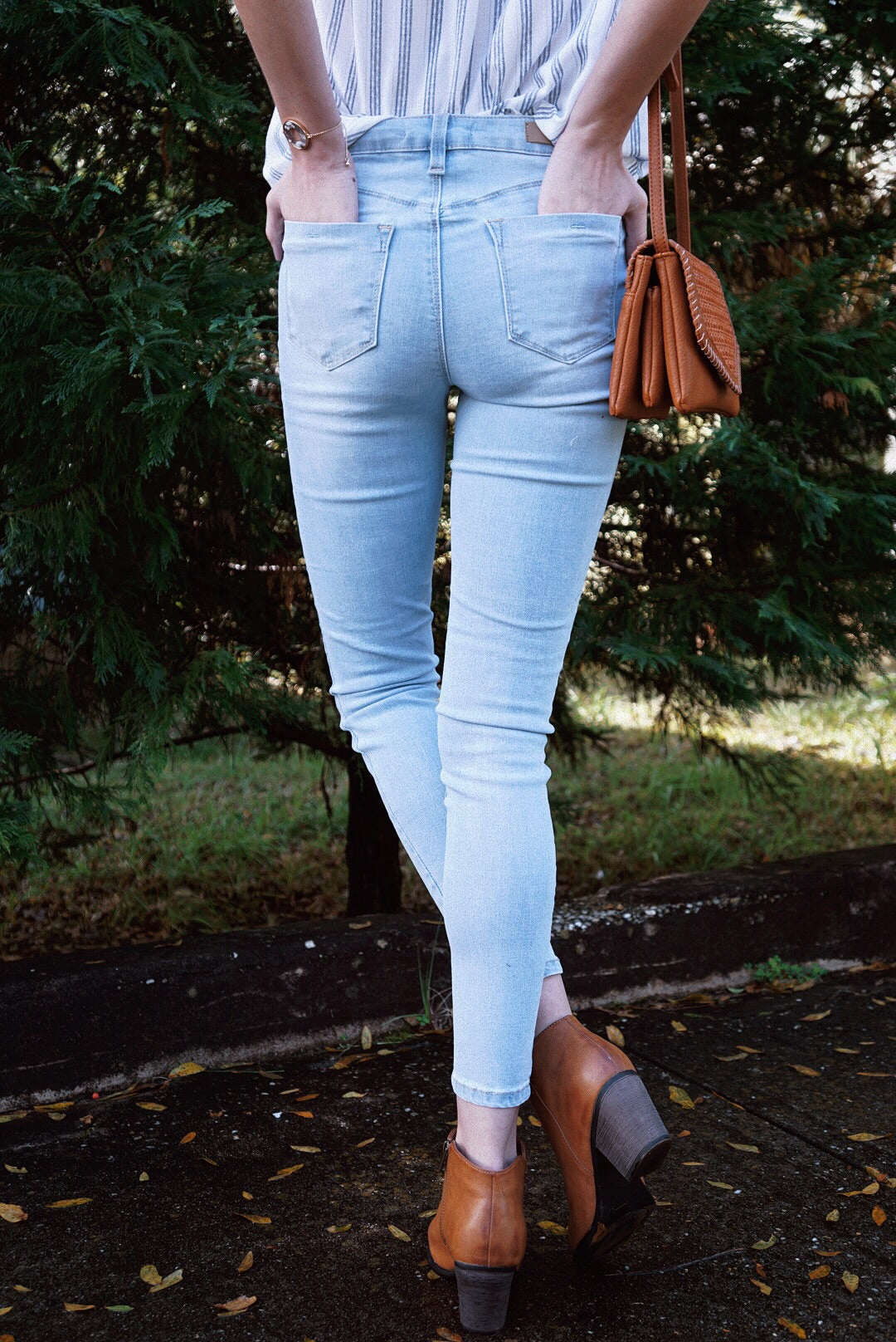 Highrise Skinny Denim