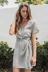Jericho Twist Dress