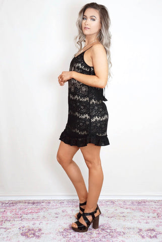 Sayda Lace Dress