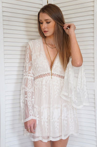 Eden Lace Dress