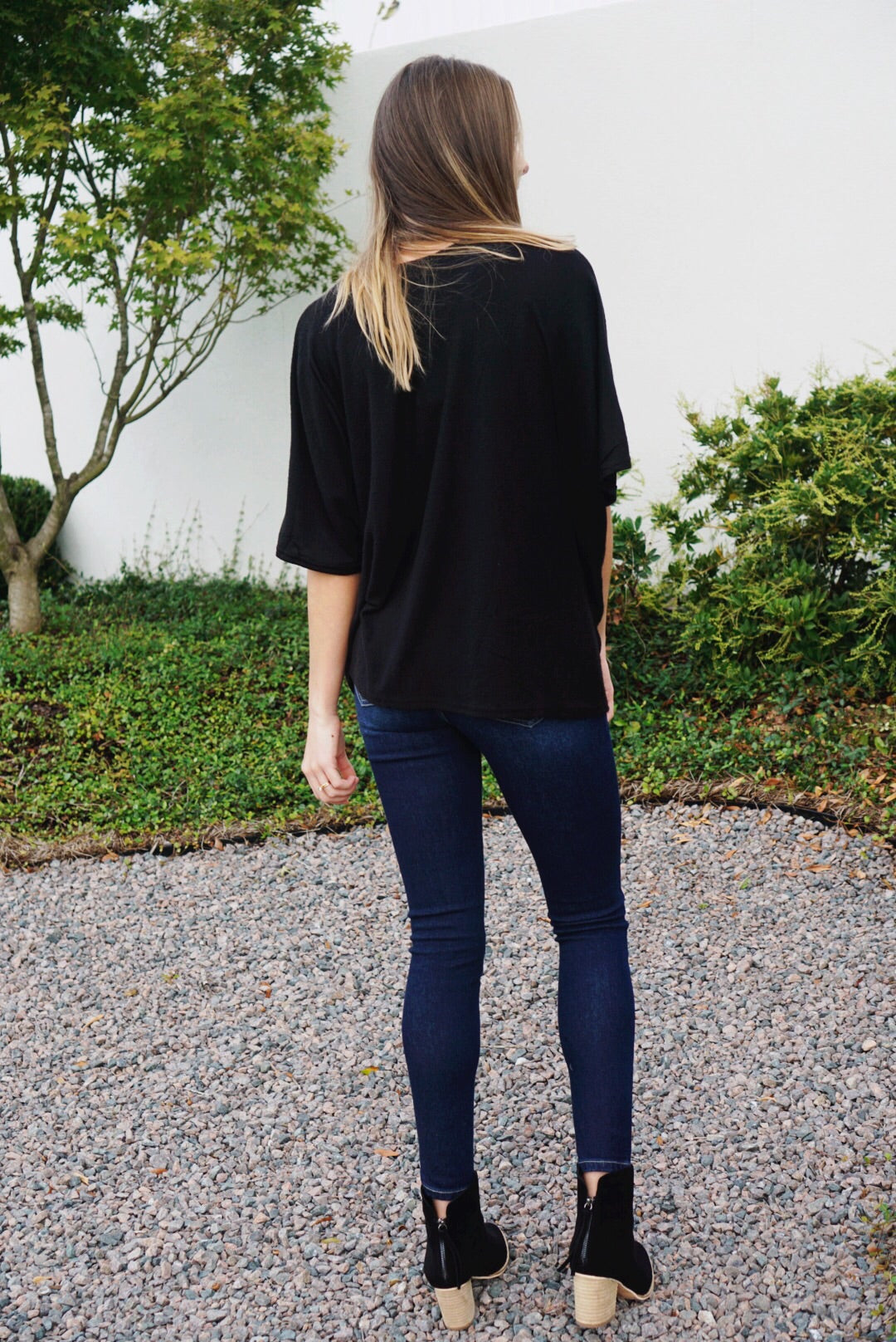 Vintage Dream Super High Rise Skinnies