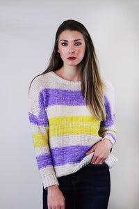 Parrish Stripe Sweater