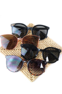 Modern Sunglasses (Multiple Colors)
