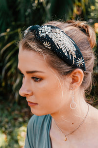 Shooting Star Crystal Headband