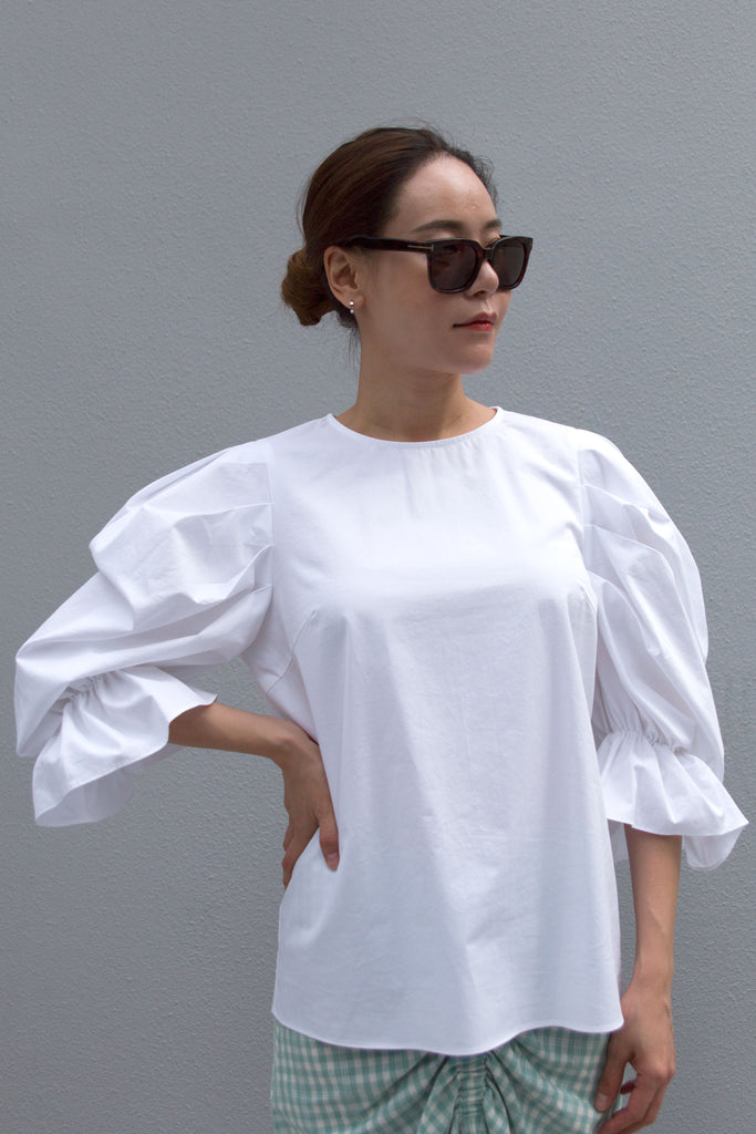 Camilla blouse (only 1 left)