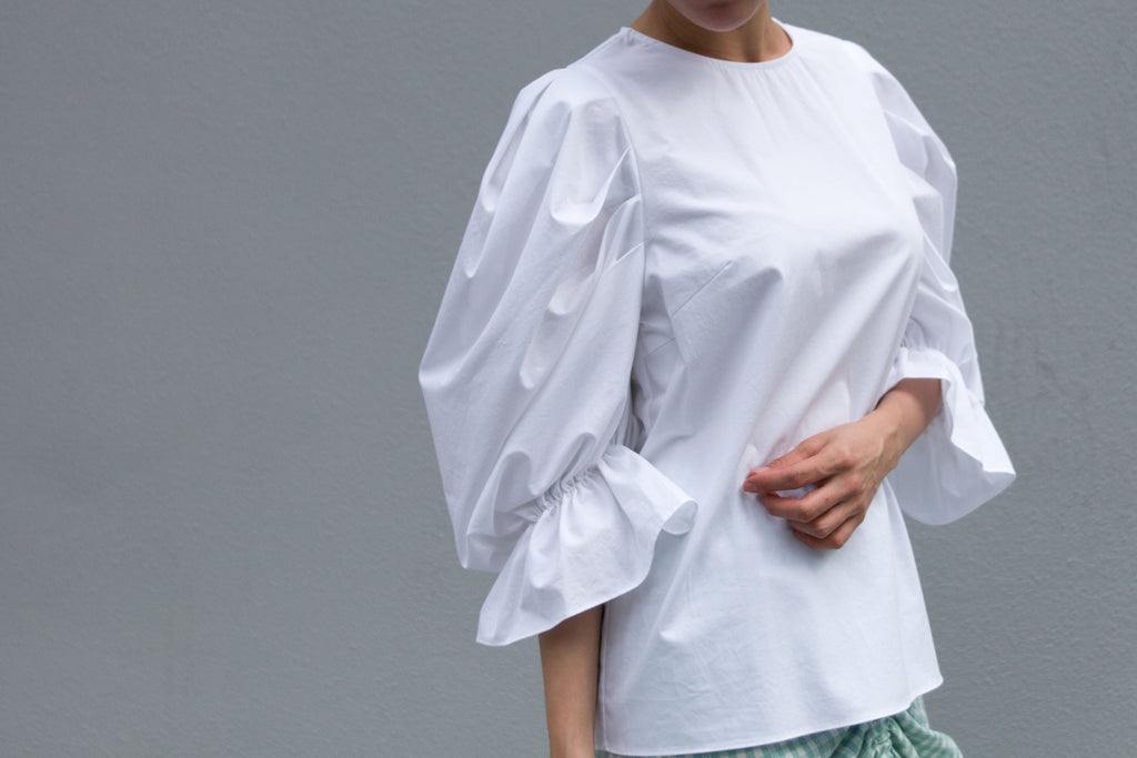 Camilla blouse (30% off - only 1 left)