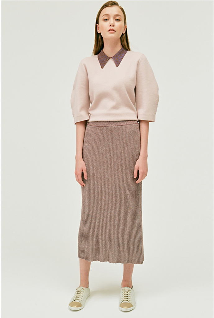 Misha skirt (Cool knit)