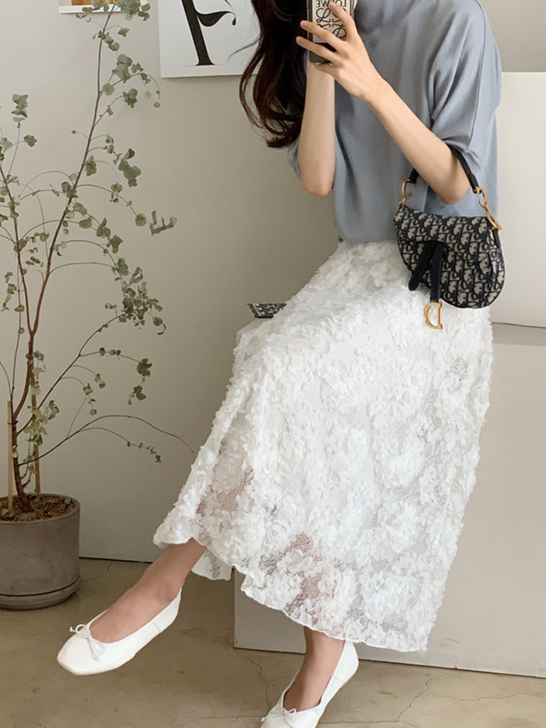 [Ready stock] Elinore skirt