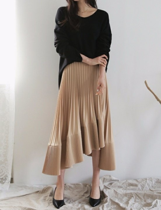 [2nd Pre-order] Gracie pleated skirt