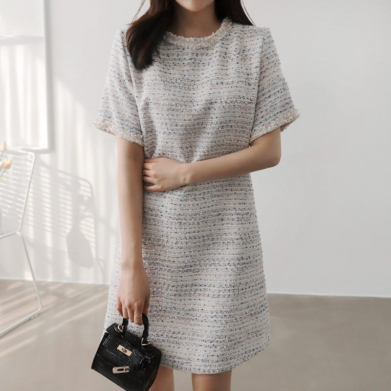 Suzi tweed dress