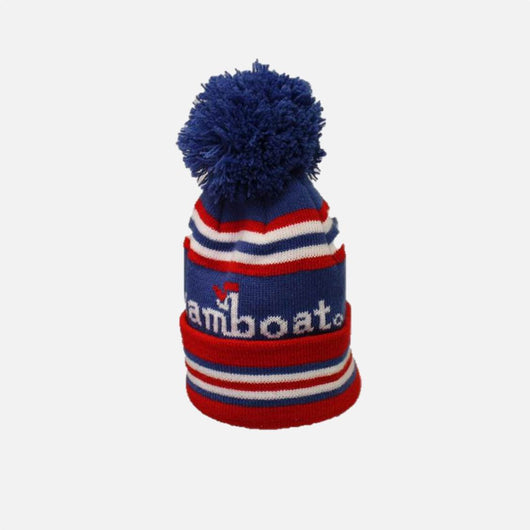 Baby Official Steamboat Logo Beanie