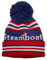 Official Steamboat Baby Logo Beanie